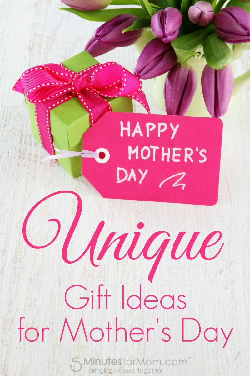 Best ideas about Mothers Day Unique Gift Ideas . Save or Pin Mother s Day Gift Guide Unique Gift Ideas for Mother s Day Now.