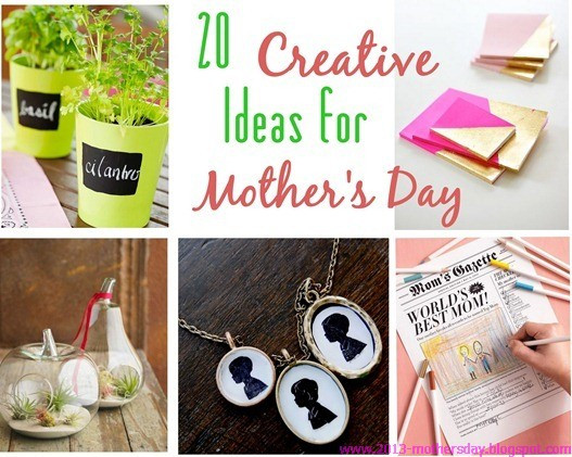 Best ideas about Mothers Day Unique Gift Ideas . Save or Pin Mothers day Gift Ideas 2013 Mothers Day 2013 Now.