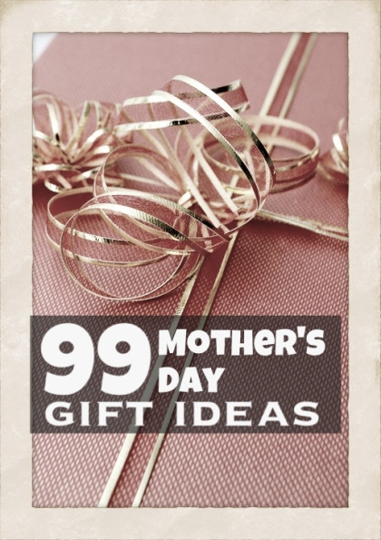Best ideas about Mothers Day Unique Gift Ideas . Save or Pin 99 Mother's Day Gift Ideas Faithful Provisions Now.