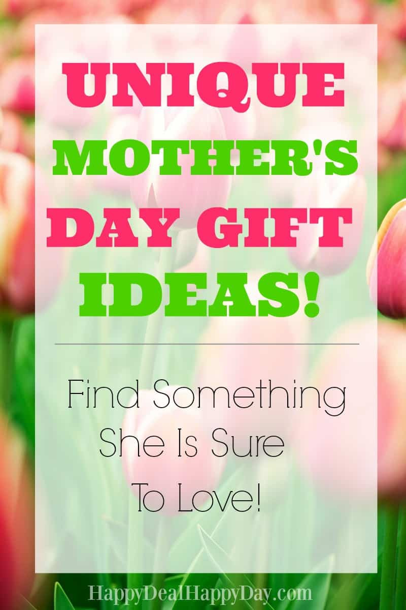 Best ideas about Mothers Day Unique Gift Ideas . Save or Pin Unique Mother s Day Gift Ideas Now.