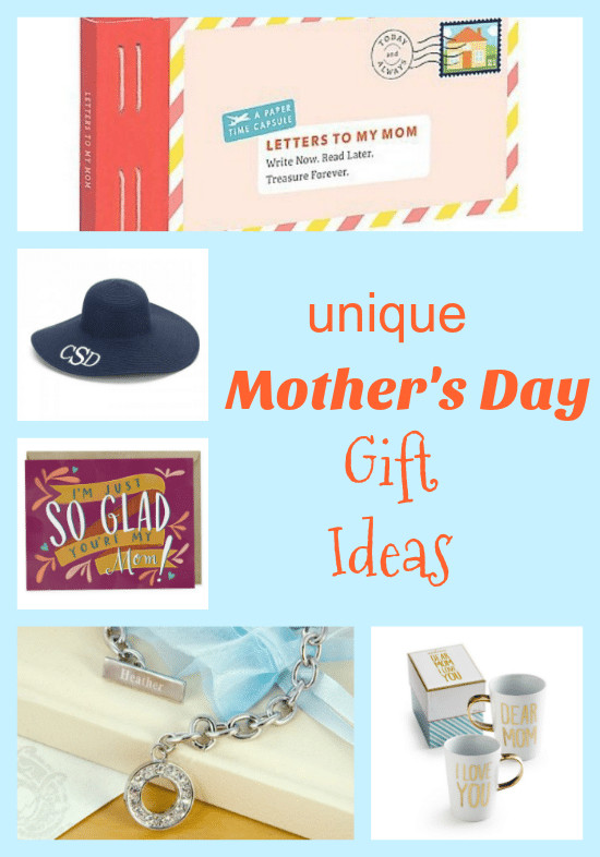 Best ideas about Mothers Day Unique Gift Ideas . Save or Pin Unique Mother s Day Gift Ideas Thrifty Jinxy Now.