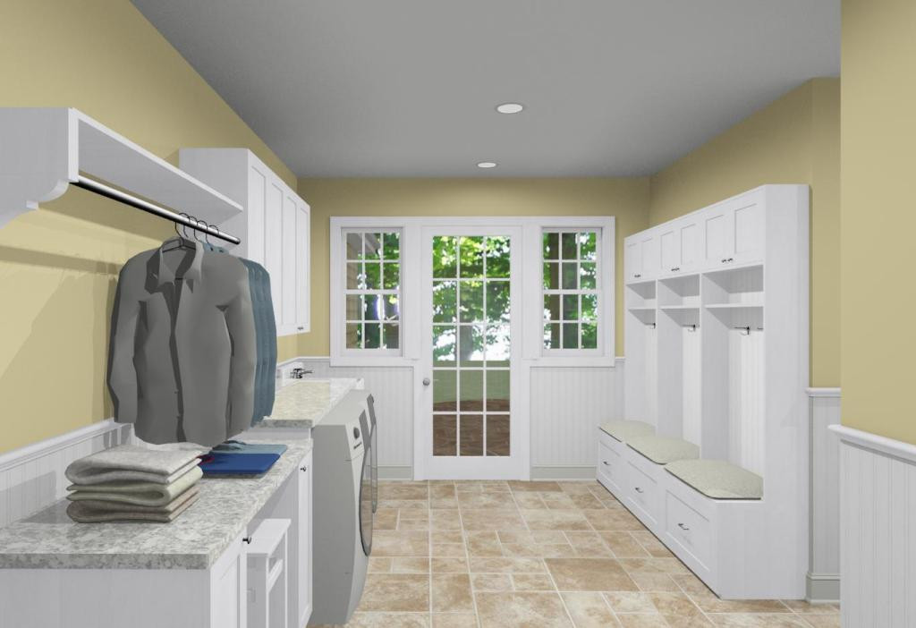 Best ideas about Mudroom Laundry Room Ideas . Save or Pin Mud Room and Laundry Room Design Ideas Design Build Planners Now.