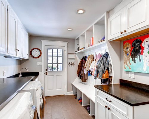Best ideas about Mudroom Laundry Room Ideas . Save or Pin Laundry Mudroom Now.