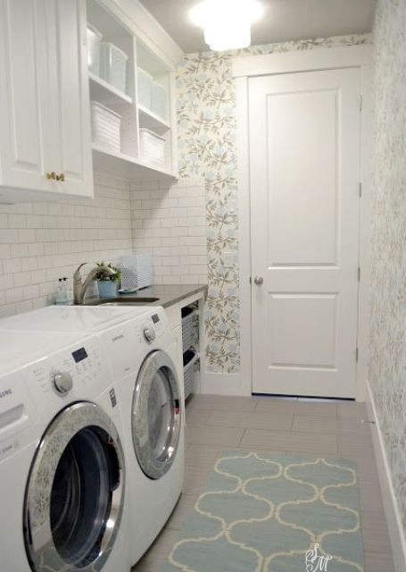 Best ideas about Mudroom Laundry Room Ideas . Save or Pin 28 Clever Mudroom Laundry bo Ideas Shelterness Now.