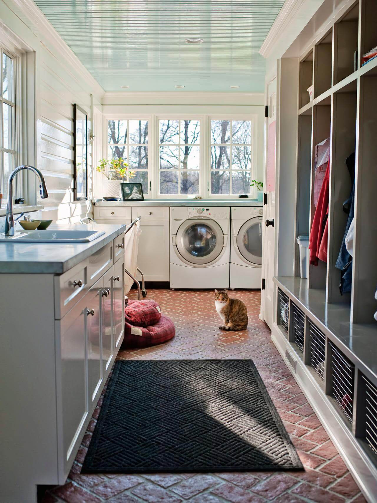 Best ideas about Mudroom Laundry Room Ideas . Save or Pin 45 Superb Mudroom & Entryway Design Ideas with Benches Now.