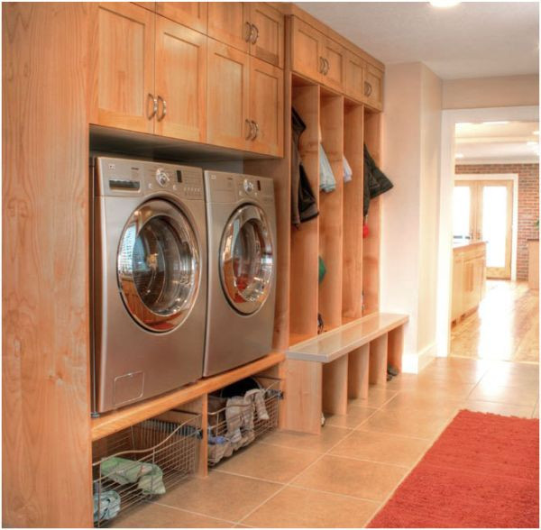 Best ideas about Mudroom Laundry Room Ideas . Save or Pin 5 Unique Mudroom Ideas Now.