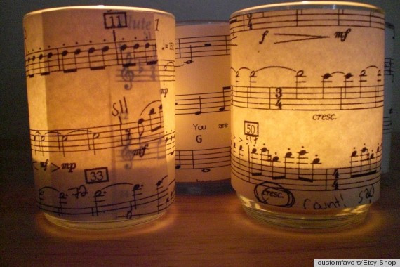Best ideas about Music Crafts For Adults . Save or Pin 7 Inventive Sheet Music Crafts That Will Add Harmony To Now.