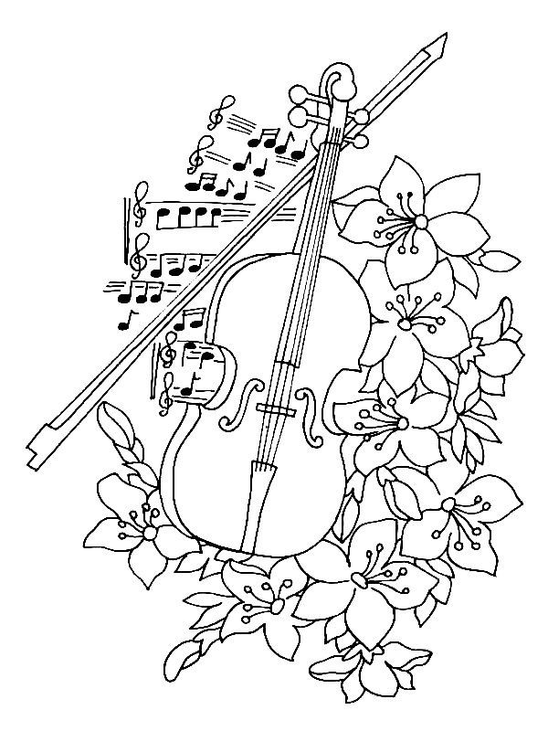 Best ideas about Music Crafts For Adults . Save or Pin In Case of Emergency 62 Music themed coloring pages Now.