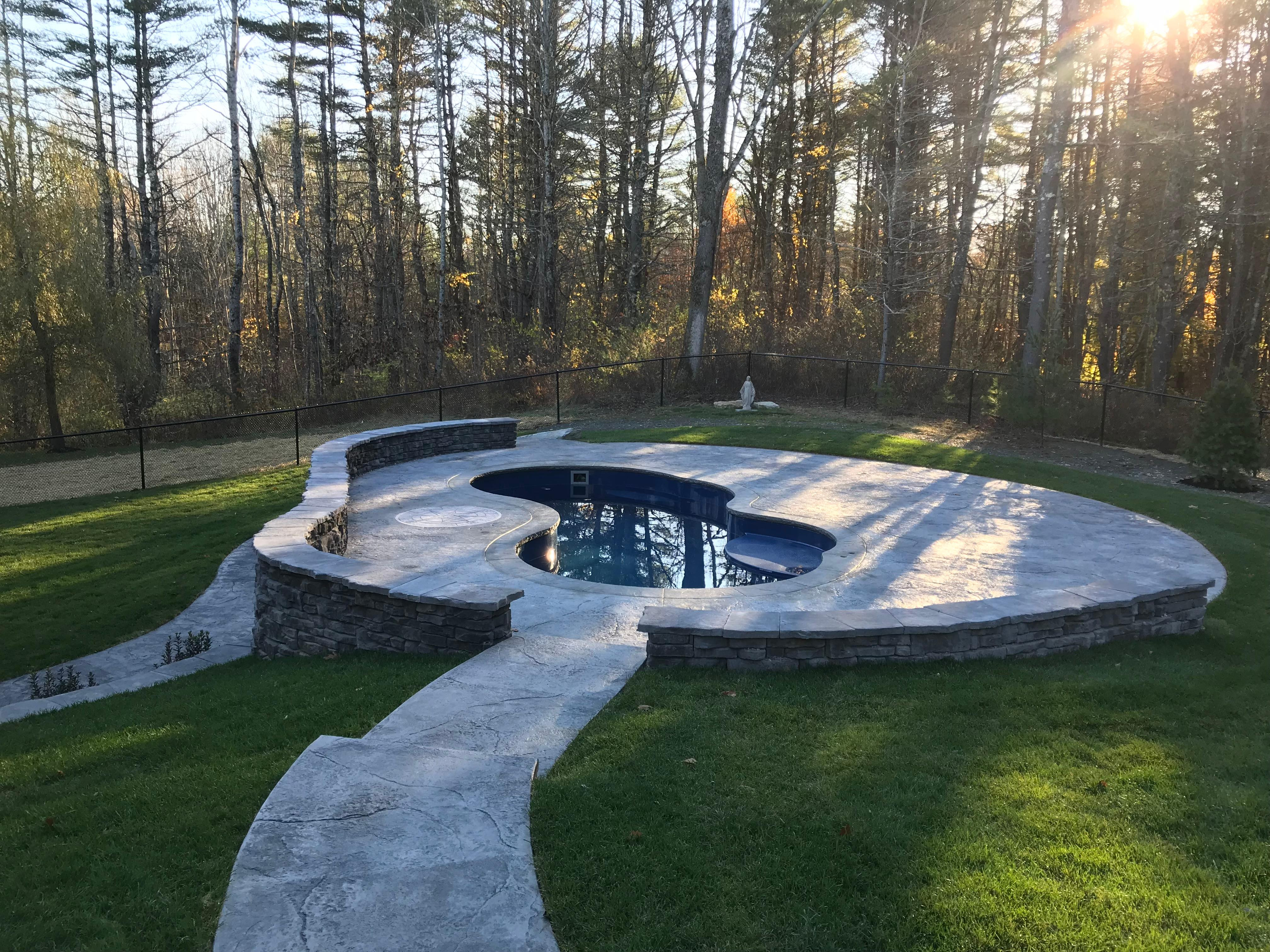Best ideas about Namco Pool Patio & Game Room Superstore . Save or Pin Ledgewater Pools Falmouth Maine ME LocalDatabase Now.