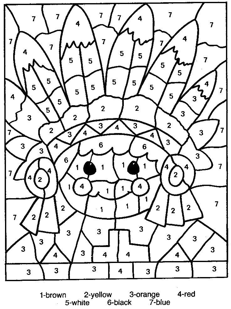 Native American Printable Coloring Pages  Native American Printable Coloring Pages AZ Coloring Pages
