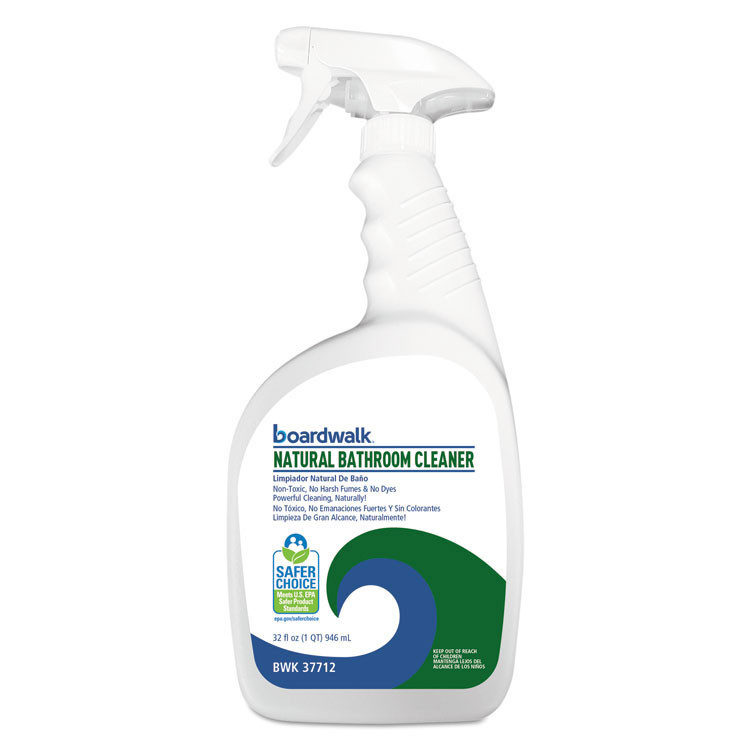 Best ideas about Natural Bathroom Cleaner . Save or Pin Natural Bathroom Cleaner 32 oz Spray Bottle UnoClean Now.