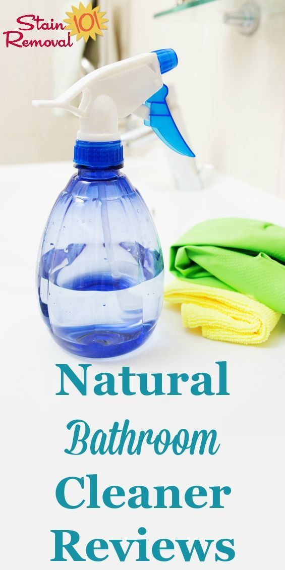 Best ideas about Natural Bathroom Cleaner . Save or Pin Natural Bathroom Cleaner Reviews Which Work Best Now.