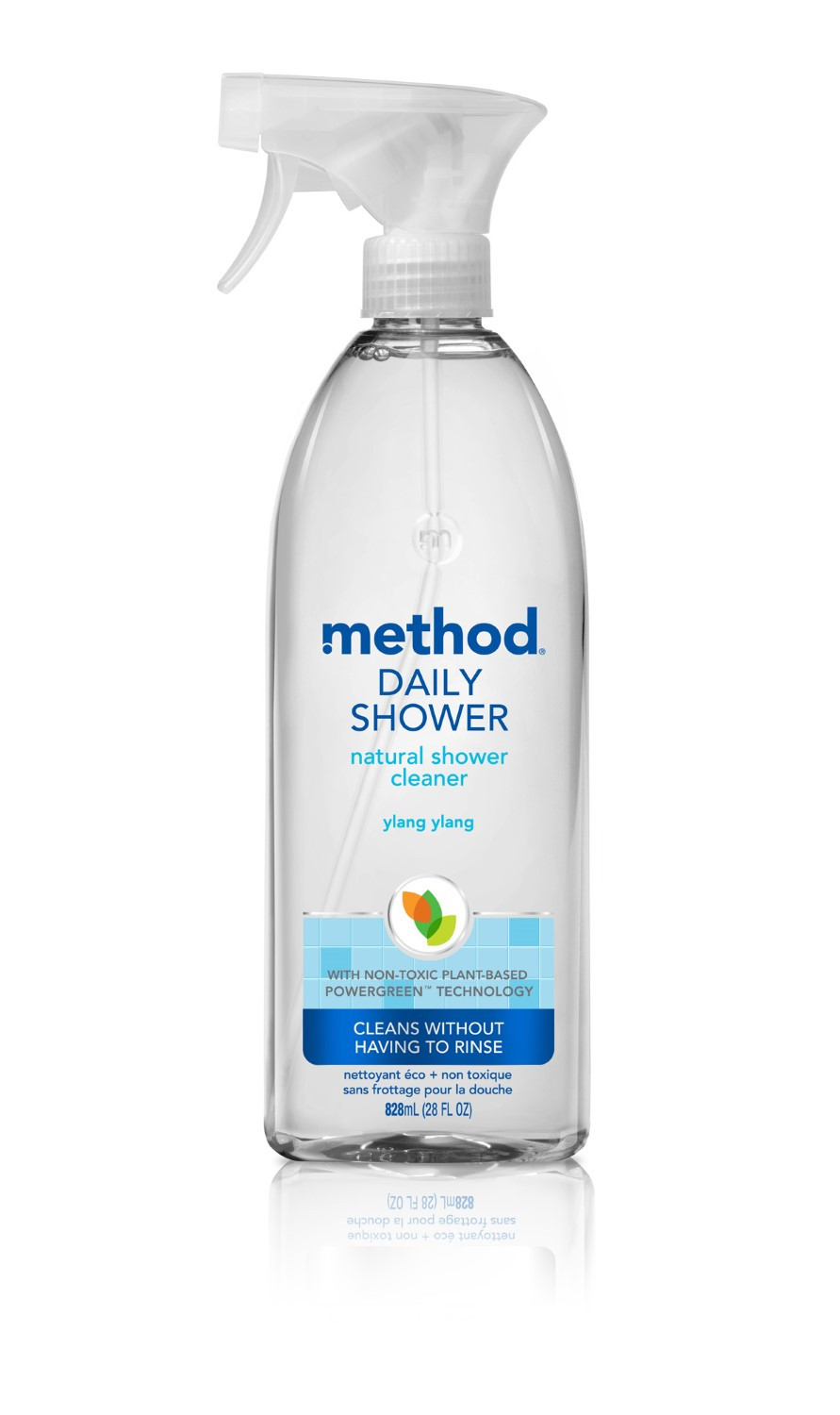 Best ideas about Natural Bathroom Cleaner . Save or Pin Method Daily Shower Natural Shower Cleaner Ylang Ylang Now.