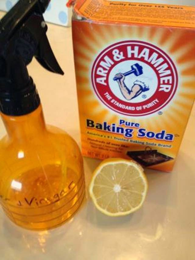 Best ideas about Natural Bathroom Cleaner . Save or Pin Bathroom Natural Cleaning Tips AyanaHouse Now.