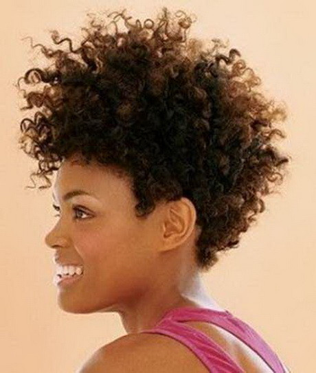 Natural Black Hair Hairstyles  Natural curly hairstyles for black women