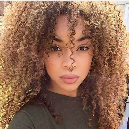 Best ideas about Natural Curly Haircuts . Save or Pin Best Naturally Curly Hairstyles Now.