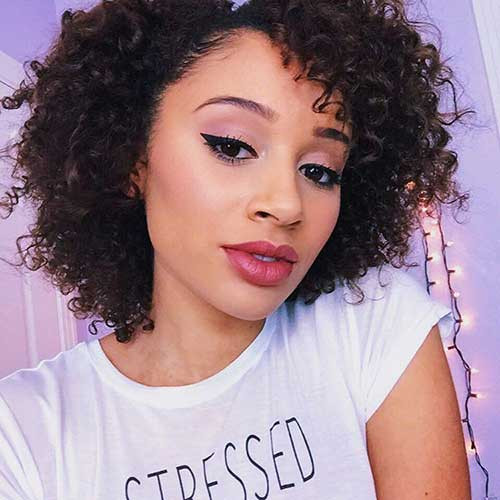 Best ideas about Natural Curly Haircuts . Save or Pin 15 Nice Short Natural Curly Hairstyles Now.