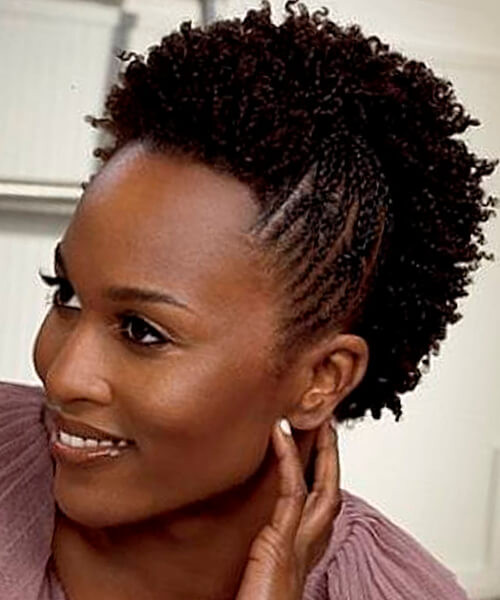 Natural Hairstyles For Black Women  Natural hairstyles for African American women and girls