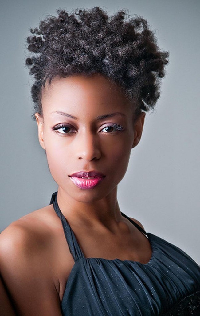 Natural Hairstyles For Black Women  34 African American Short Hairstyles for Black Women
