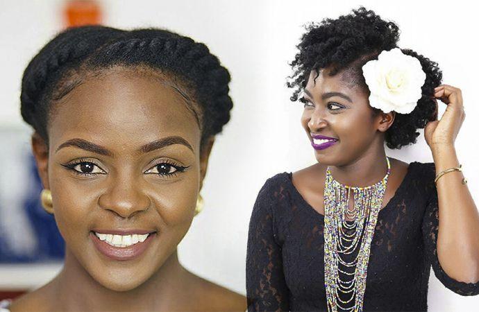 Natural Hairstyles For Job Interviews  Natural hairstyles for an interview