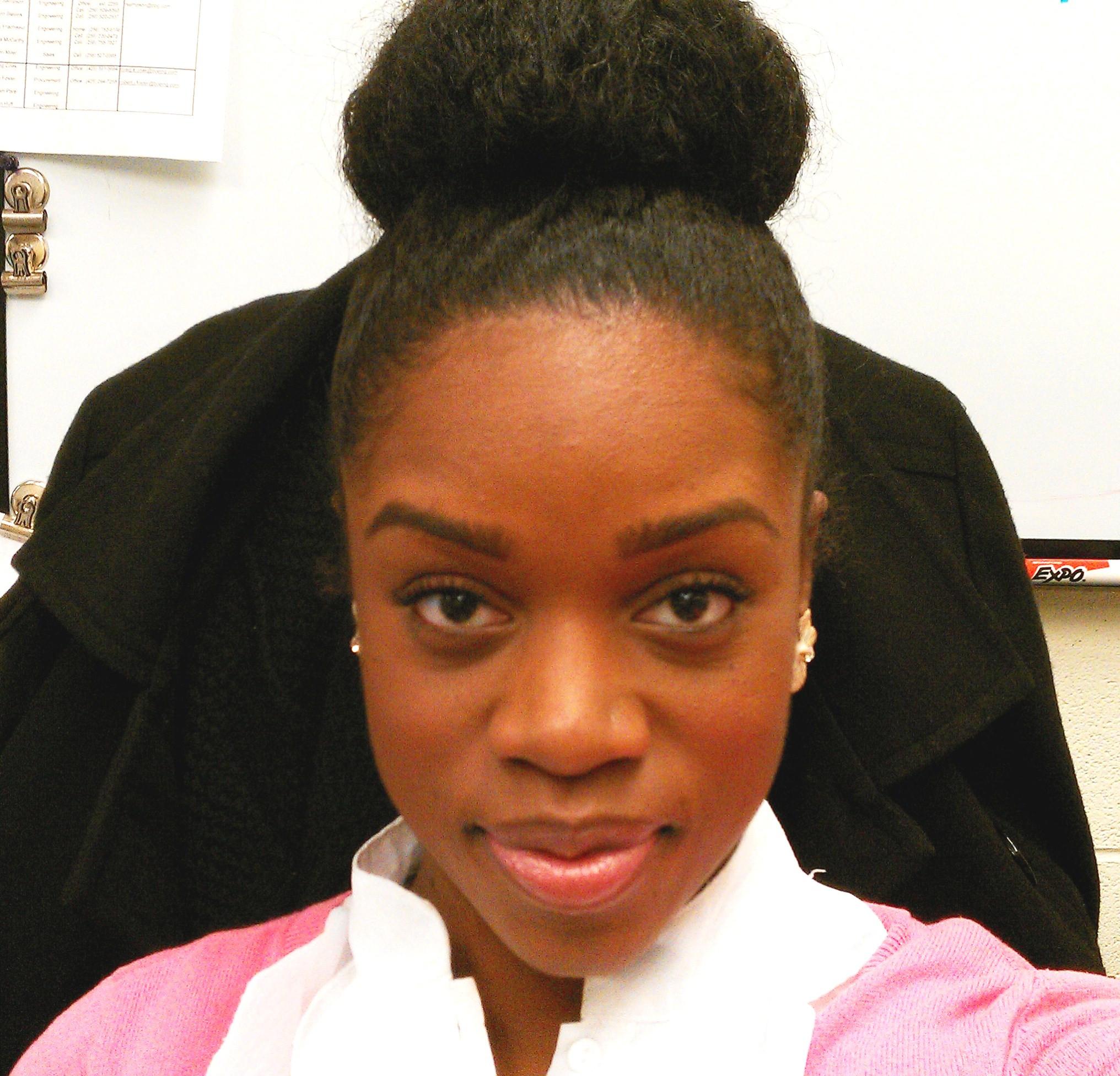 Natural Hairstyles For Job Interviews  Natural Hairstyles For Job Interviews
