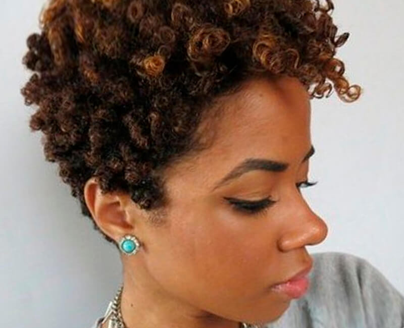 Best ideas about Natural Hairstyles For Medium Hair . Save or Pin Natural hairstyles for African American women and girls Now.