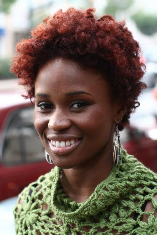 Natural Hairstyles With Color  Hair Coloring Ideas For Natural Hair – The Style News Network