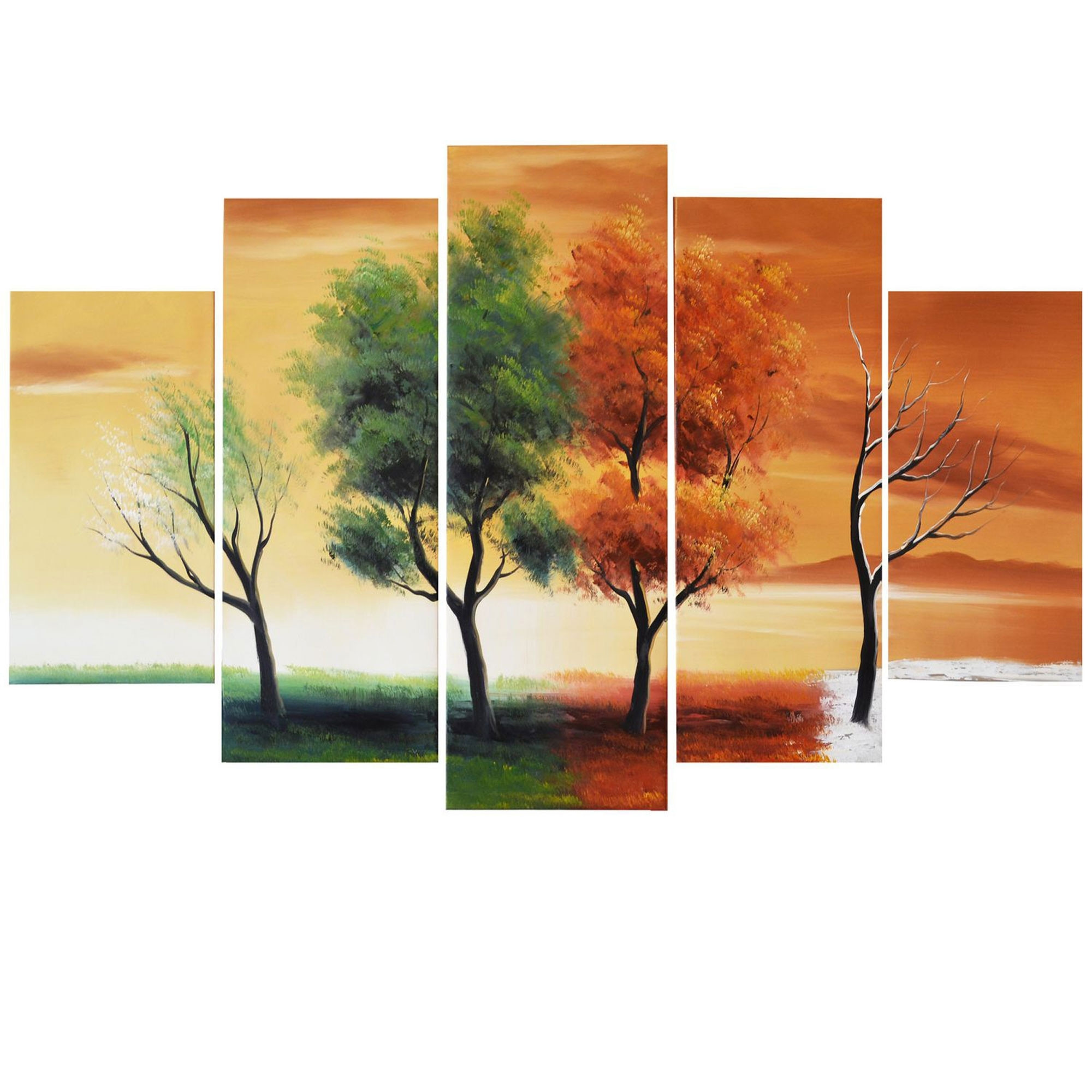 Best ideas about Nature Wall Art . Save or Pin Best 20 of Abstract Nature Wall Art Now.