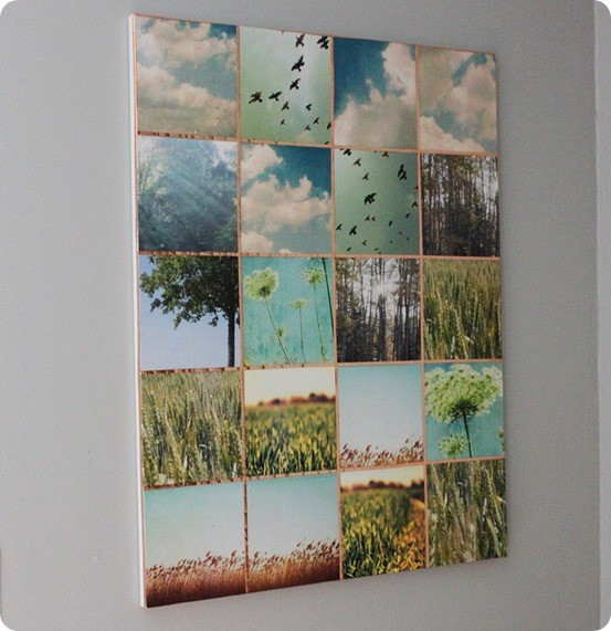 Best ideas about Nature Wall Art . Save or Pin Nature Collage Wall Art Renovations Haven Home Now.