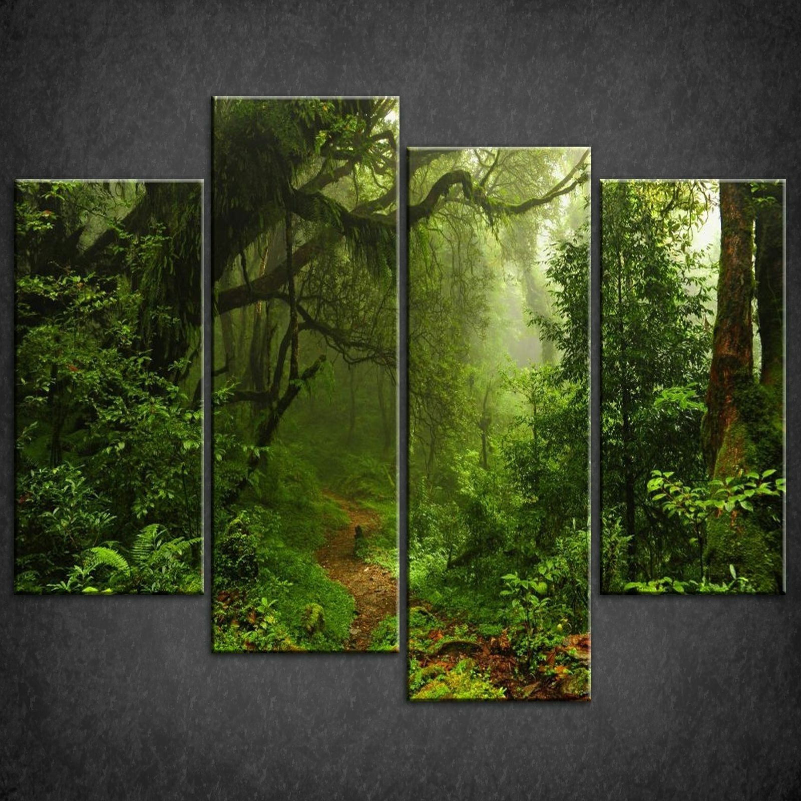 Best ideas about Nature Wall Art . Save or Pin 15 Best Ideas of Nature Canvas Wall Art Now.
