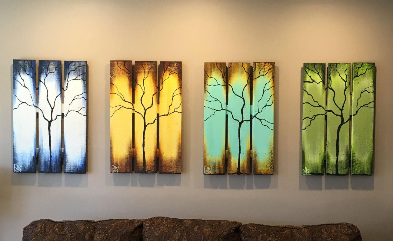 Best ideas about Nature Wall Art . Save or Pin 15 The Best Abstract Nature Wall Art Now.