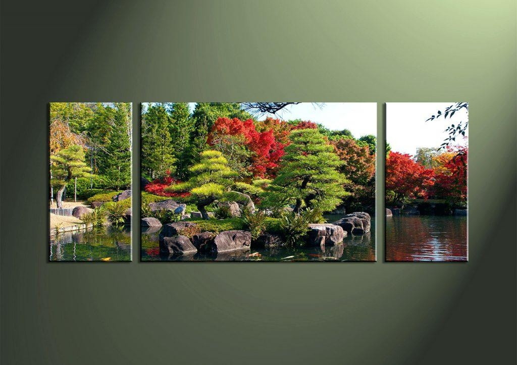 Best ideas about Nature Wall Art . Save or Pin 20 Collection of Abstract Nature Canvas Wall Art Now.