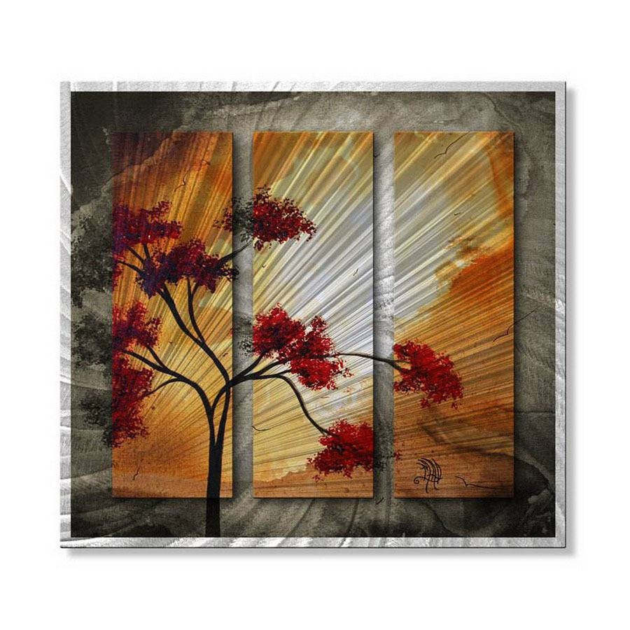 Best ideas about Nature Wall Art . Save or Pin 20 s Nature Metal Wall Art Now.