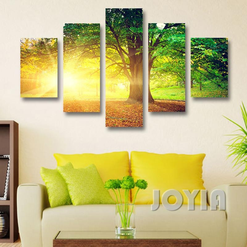 Best ideas about Nature Wall Art . Save or Pin 20 Abstract Nature Wall Art Now.