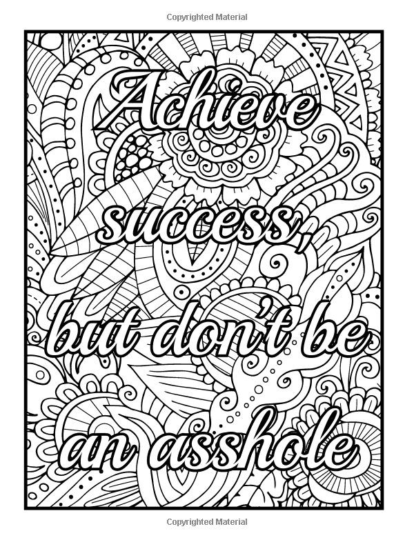 Naughty Adult Coloring Books  101 mejores imágenes de Abstracts en Pinterest