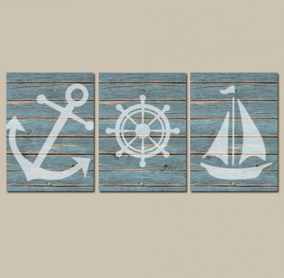 Best ideas about Nautical Wall Art . Save or Pin 20 Ideas of Nautical Wall Art Now.