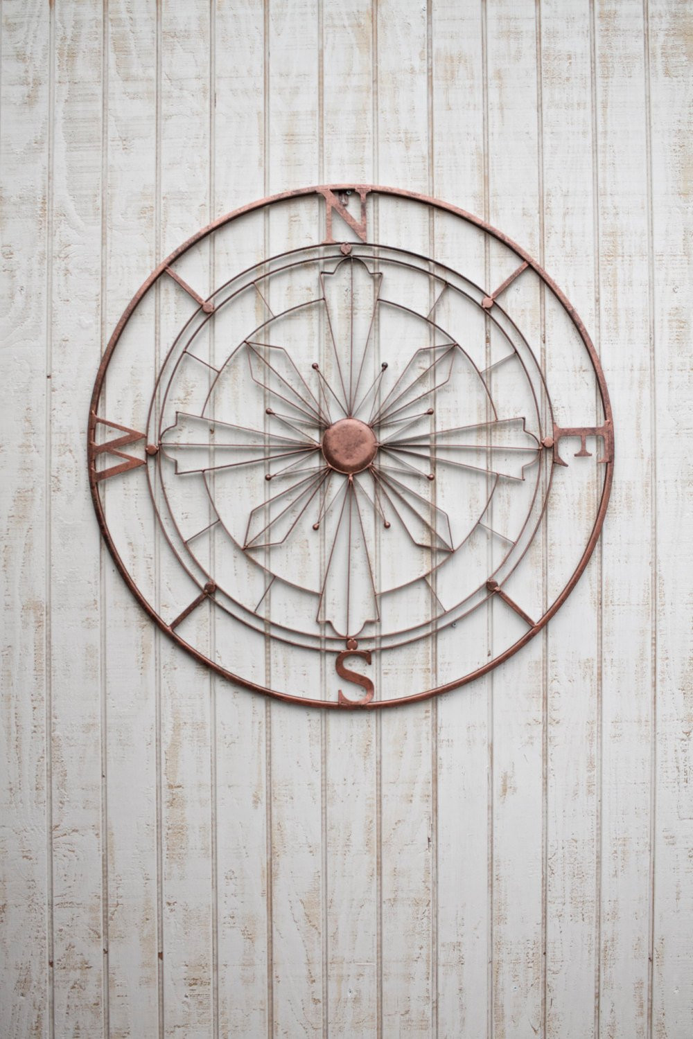 Best ideas about Nautical Wall Art . Save or Pin Nautical pass Wall Art Rustic Wall Decor Metal Wall Art Now.