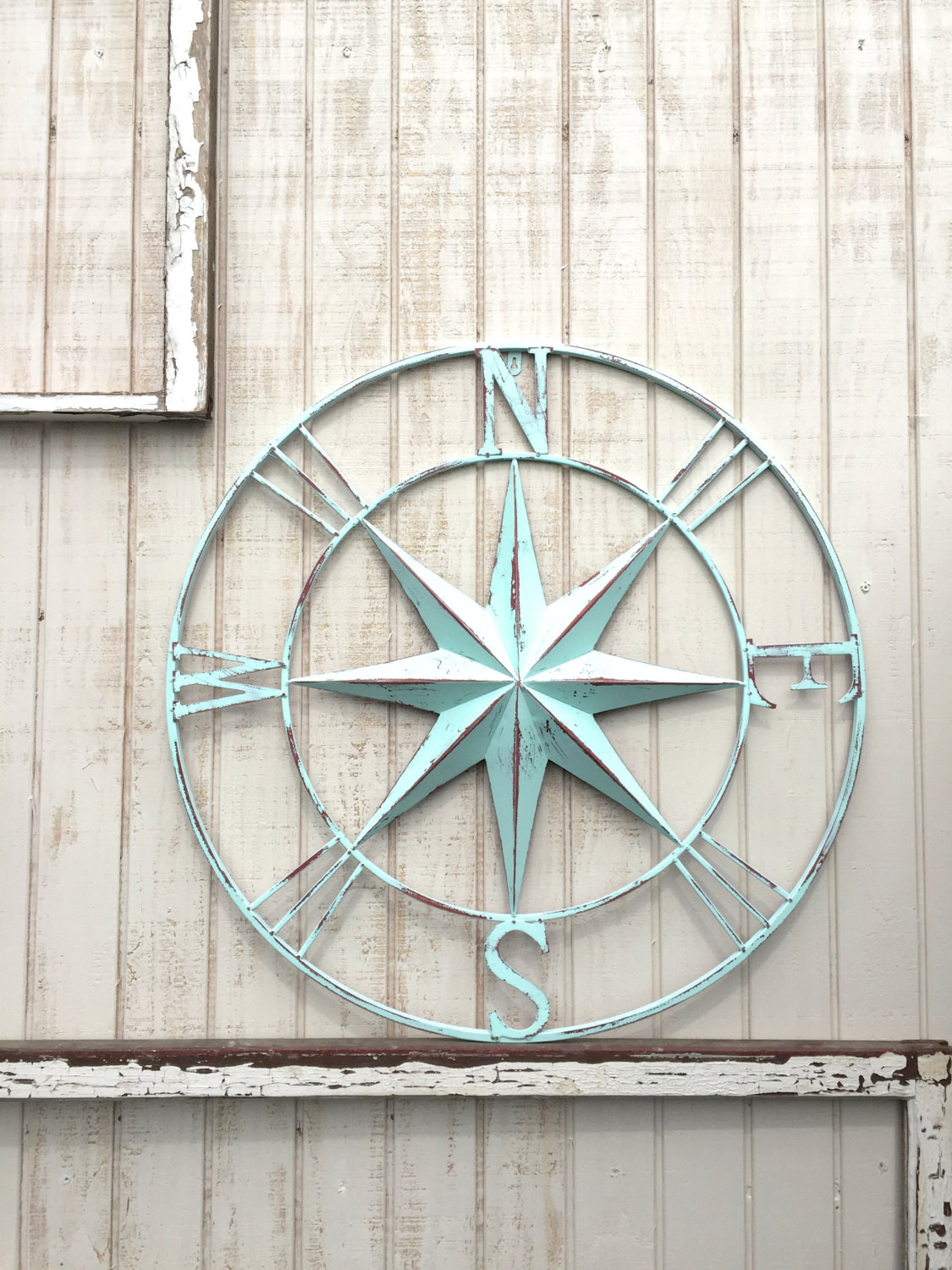 Best ideas about Nautical Wall Art . Save or Pin Nautical pass Wall Art Nautical Decor Nautical Wall Art Now.