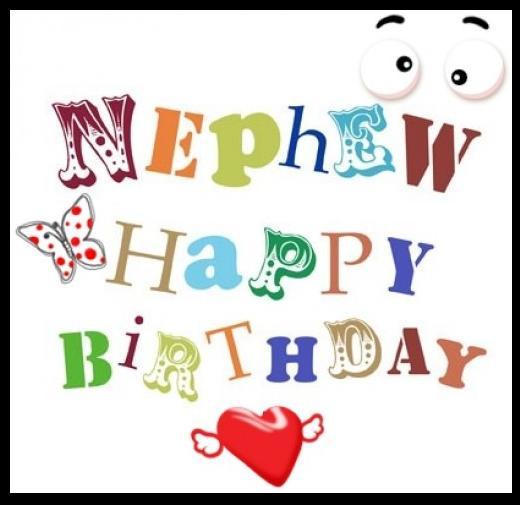 Nephew Birthday Wishes  Happy Birthday Nephew Quotes For QuotesGram