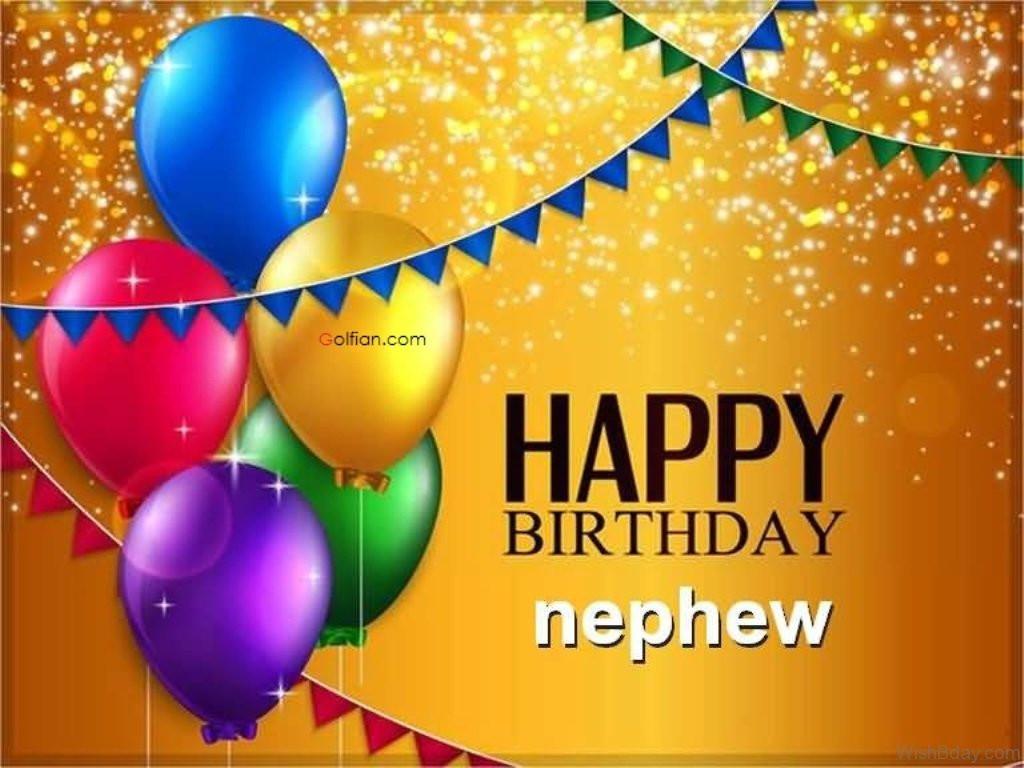 Nephew Birthday Wishes  42 Birthday Wishes For Nephew
