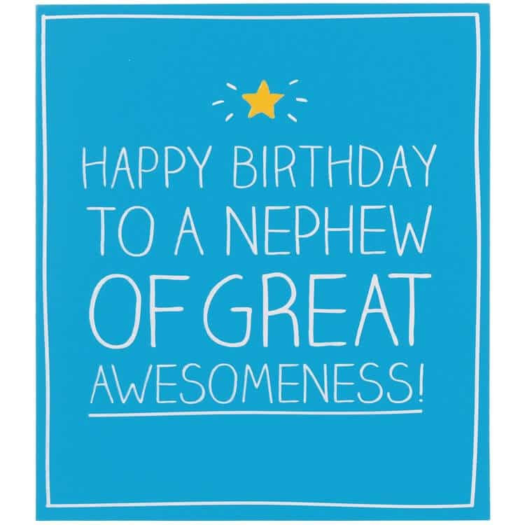 Nephew Birthday Wishes  Happy Birthday Wishes For Nephew Message