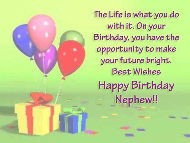 Nephew Birthday Wishes  25 Lovable Birthday wishes for Nephew 2HappyBirthday