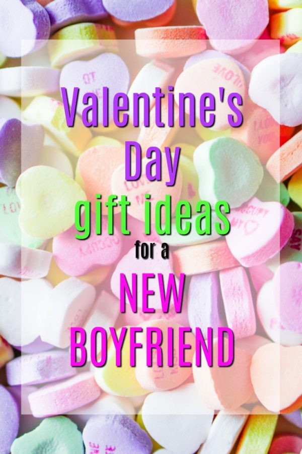 New Boyfriend Valentines Day Gift Ideas  20 Valentine's Day Gift Ideas for a New Boyfriend Unique