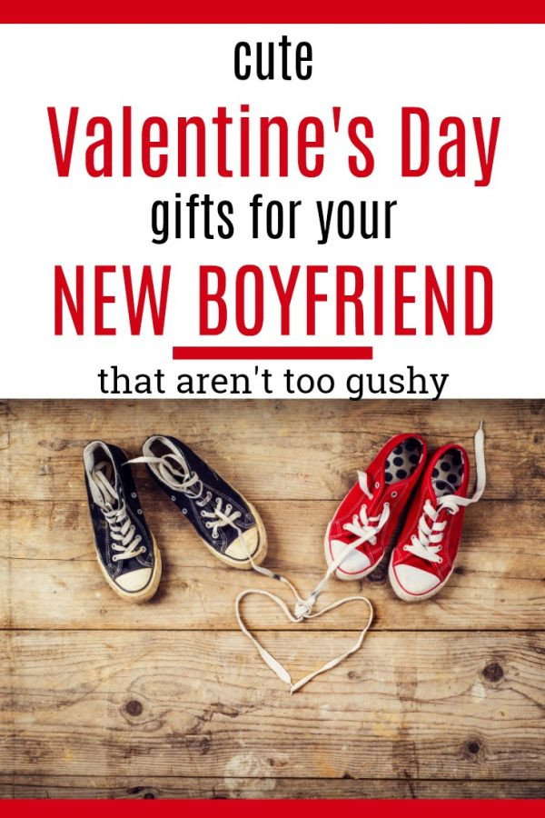 New Boyfriend Valentines Day Gift Ideas  20 Valentine's Day Gifts for Your New Boyfriend Unique