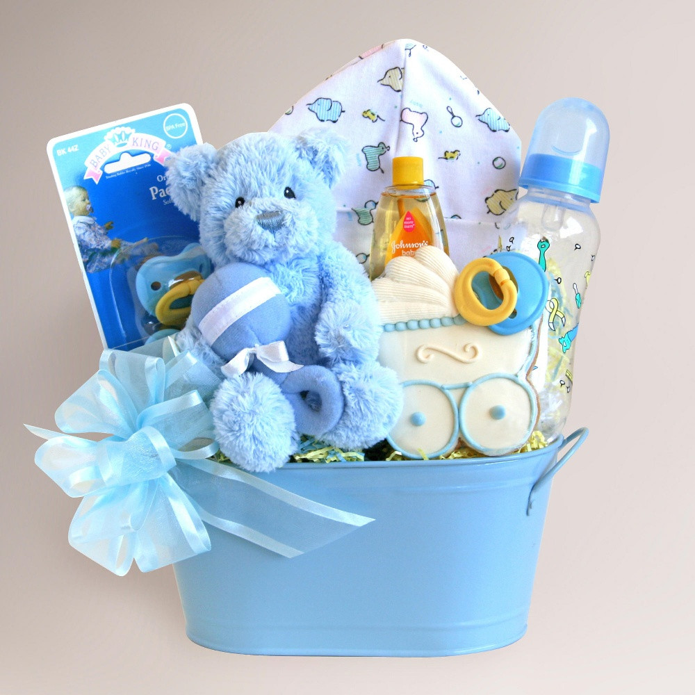Best ideas about Newborn Baby Boy Gift Ideas . Save or Pin baby t ideas for boys Now.