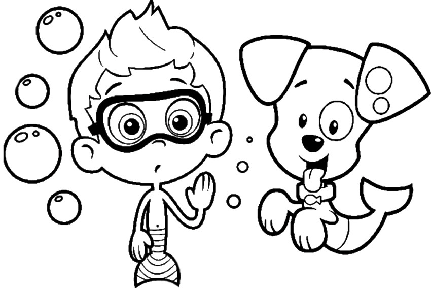 Nick Coloring Pages For Kids  Nick Jr Coloring Pages AZ Coloring Pages