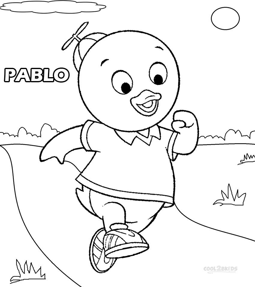 Nick Coloring Pages For Kids  Printable Nickelodeon Coloring Pages For Kids