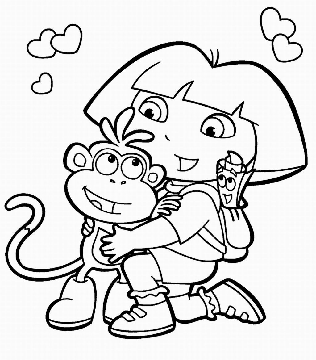 Nickelodeon Coloring Pages  Nick Jr Coloring Pages – Coloring Pages
