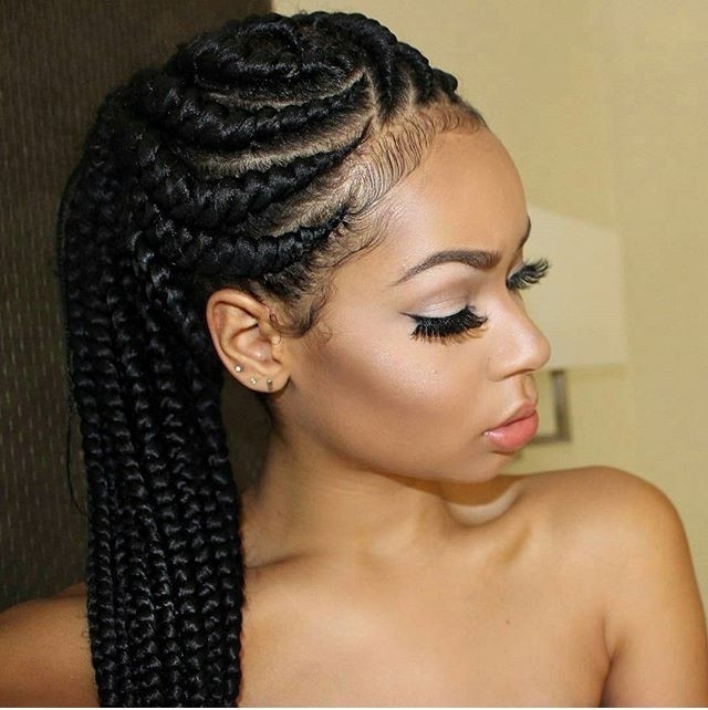 Best ideas about Nigerian Braid Hairstyles . Save or Pin Traditional Nigerian Hairstyles That Are Trendy And Now.