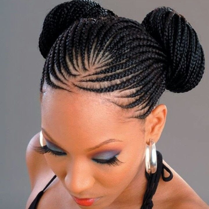 Best ideas about Nigerian Braid Hairstyles . Save or Pin Most Captivating African Braids Hairstyles Now.